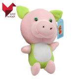 선전용 선물 귀여운 한국 아기 견면 벨벳 장난감 돼지