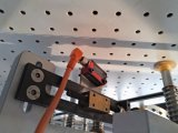 Fabricante interno del caso de la tarjeta de la bandeja del papel del servocontrol automático de alta velocidad de la precisión