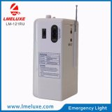 Luz Emergency recargable portable del LED con la radio de FM