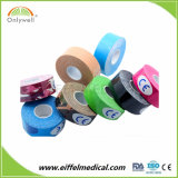 Mejor músculo impermeable adhesivo Soporte Cinta Kinesiología