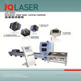 Le laser de fibre gravent, ont coupé et forent la machine pour le tube et la feuille de pipe en métal