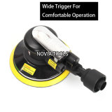Aria/sabbiatrice orbitale casuale resistente leggera pneumatica (vacuuming) Nv-610V