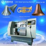 Aluminium Loudspeaker (빛 의무 480C-41)를 위한 자동적인 CNC Metal Spinning Machine