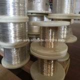 Collegare d'avvolgimento smaltato argento puro 0.1mm del fornitore della Cina