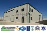 Estructura de acero de la luz de la construcción de prefabricados taller