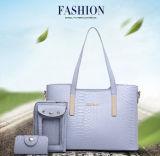 方法およびHandbag Elegentの女性トートバックの携帯電話袋の財布のカード袋のハンドバッグ