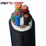 Cabo de fio elétrico de alumínio impermeável