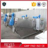 Lamas de depuração de águas residuais farmacêutica Máquina do decantador de óleo
