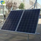 150W autoguident le panneau solaire polycristallin de picovolte d'énergie de substitution