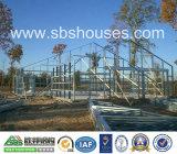 Сарай мастерской полуфабрикат структурно здания стальной