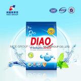 poudre superbe de blanchisserie de marque de 3kg Diao avec le facteur très actif