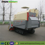 Manual Tank와의 400mm Rubber Track Combine Harvester