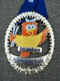 Медаль металла спорта сувенира с тесемкой