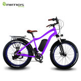 Display LCD PAS System 350W 8fun Brushless Motor Electric Bike