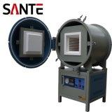 four de vide de l'atmosphère du laboratoire 1200c pour le traitement thermique en acier modulaire