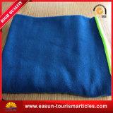 O luxuoso impresso da venda por atacado do cobertor do curso cobre o cobertor da fibra