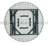 3FT HDPE die Lijst Rond voor Gebruikte de Winkel van de Koffie vouwen (CG-Y94)
