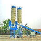 Tipo de correa automático de alta calidad Hzs60 Planta de procesamiento por lotes de hormigón preparado para la venta (60 m3/h a 60cbm por hora)