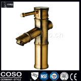Cupc aprovou a torneira antiga Ad1071 da bacia do misturador da bacia do Faucet da bacia do cobre do projeto