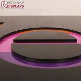 Acryl-LED heller Kasten der Popup- Latte-Wand-