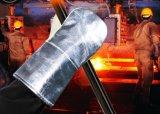 700 도 알루미늄 호일을%s 가진 방열 반대로 커트 일 장갑