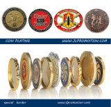 주물 아연 합금 연약한 사기질 금속 동전을 정지하십시오