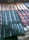 Dakwerk van het Metaal van de Prijs van de Fabriek van de Staalplaat van de kleur Anti het Corrossion Golf