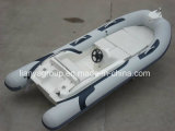 Liya 4,3M China costilla bote inflable Hypalon barcos barco Rib