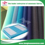 Мягкий последней Non-Woven подкладка для кровати с точки
