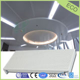 Panneaux de plafond en aluminium avec panneaux perforés