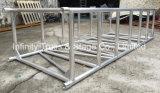 600X1010mm Aluminium-Zapfen-Binder-Stadiums-Beleuchtung-Quadrat-Binder