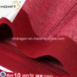 Il nuovo pugile dei pugili di colore solido di Eco Cotton&Linen di arrivo di vendita calda mette i riassunti in cortocircuito del pugile della biancheria intima del Mens