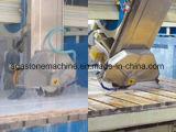 La passerelle en pierre automatique de découpage a vu la machine pour faire la partie supérieure du comptoir de Kitchentop (XZQQ625A)