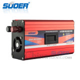 Suoer 1500W 12V 230V intelligenter geänderter Sinus-Wellen-Inverter (SAA-D1500A)