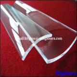 Strato di vetro di quarzo fuso dell'arco della radura di resistenza termica