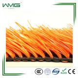 Césped sintetizado de la hierba artificial para el bádminton