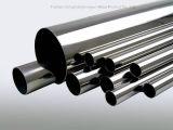 Tubo saldato ASTM dell'acciaio inossidabile con la superficie luminosa dello specchio