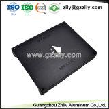 Profil en aluminium de matériaux de construction pour dissipateur thermique du radiateur d'équipement audio de voiture
