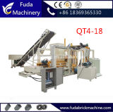중국의 기계를 만드는 완전히 자동적인 유압 구체적인 포장 기계 구획