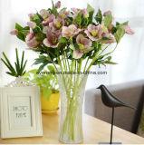 Fleurs de mariage UK Mariage Bouquet de fleurs artificielles Chrysanthème de soie artificielle