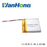 3.7V 584040pl Li-Polymeer 1100mAh Batterij voor GPS/Speaker