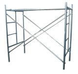 Norma de calidad internacional un andamio de acero del andamio/de aluminio usado marco