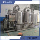 Aço inoxidável CIP cervejaria do tanque do sistema CIP