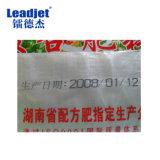 Macchina tenuta in mano di codificazione del getto di inchiostro della data di scadenza