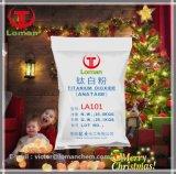 Venda a quente Anatase de alta pureza de 98% de dióxido de titânio La101