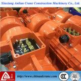 220V 40W Mini moteur de vibrations en alliage en aluminium