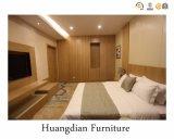 De aangepaste viersterrenReeksen van het Meubilair van de Slaapkamer van het Hotel voor Levering voor doorverkoop (HD030)