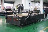 Ezletter spezialisierte weiche Materialien CNC-Gravierfräsmaschine mit Oszillieren-Messer (MW1530-ATC)
