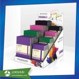 Pappeinzelverkaufs-Produkt-Ausstellungsstände des Fußboden-PDQ für Karosserien-Lotion