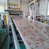 Fiche de marbre de PVC en plastique Making Machine